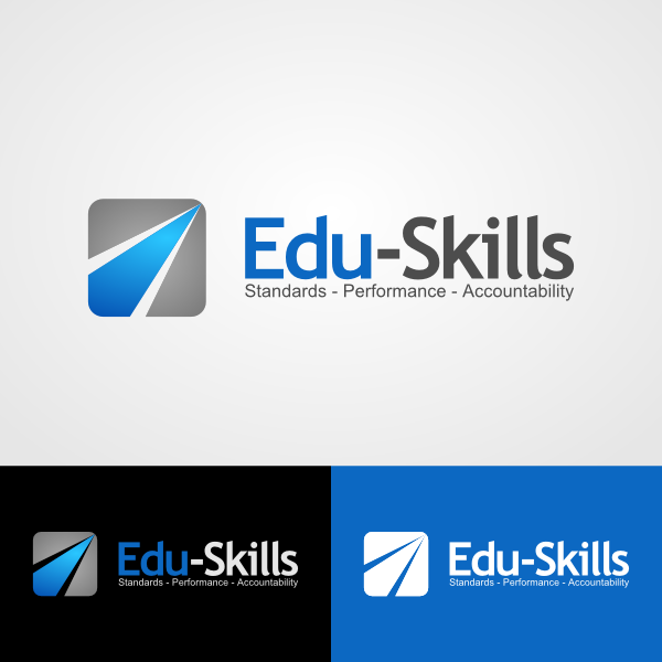Logo Design by Andrean Susanto - Entry No. 102 in the Logo Design Contest Edu-Skills.
