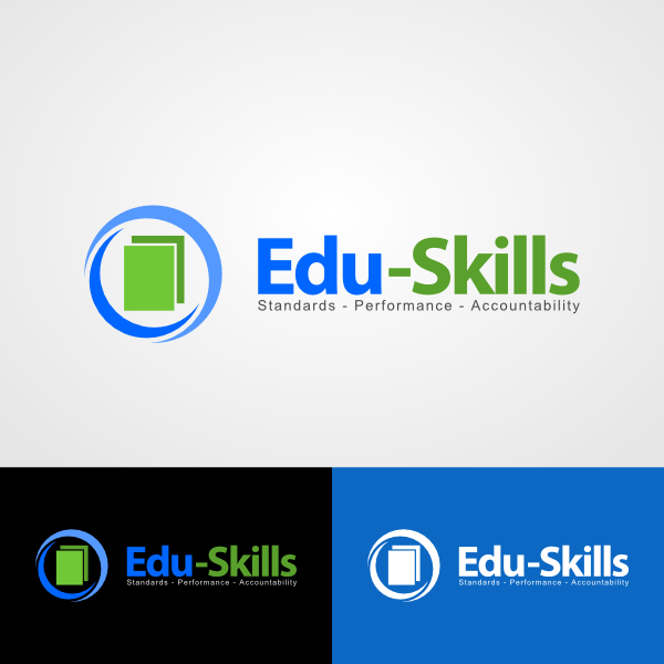 Logo Design by Andrean Susanto - Entry No. 103 in the Logo Design Contest Edu-Skills.