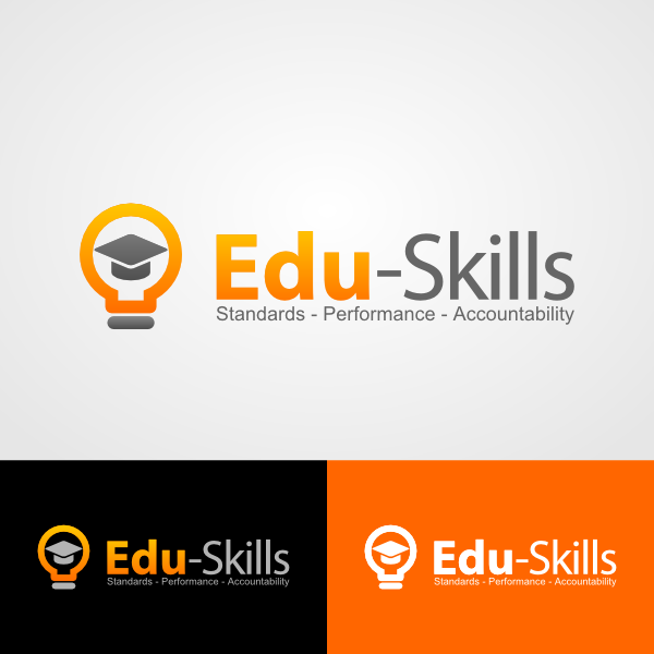 Logo Design by Andrean Susanto - Entry No. 104 in the Logo Design Contest Edu-Skills.