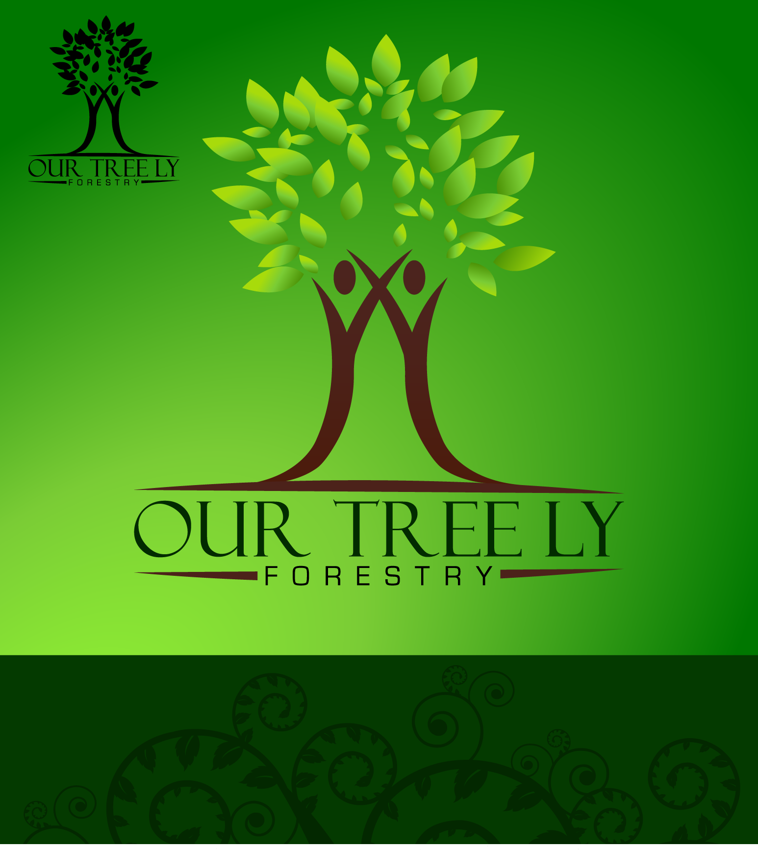 """Packaging Design by Noel Tibos - Entry No. 19 in the Packaging Design Contest Imaginative Packaging Design for """"Our Tree Iy""""."""