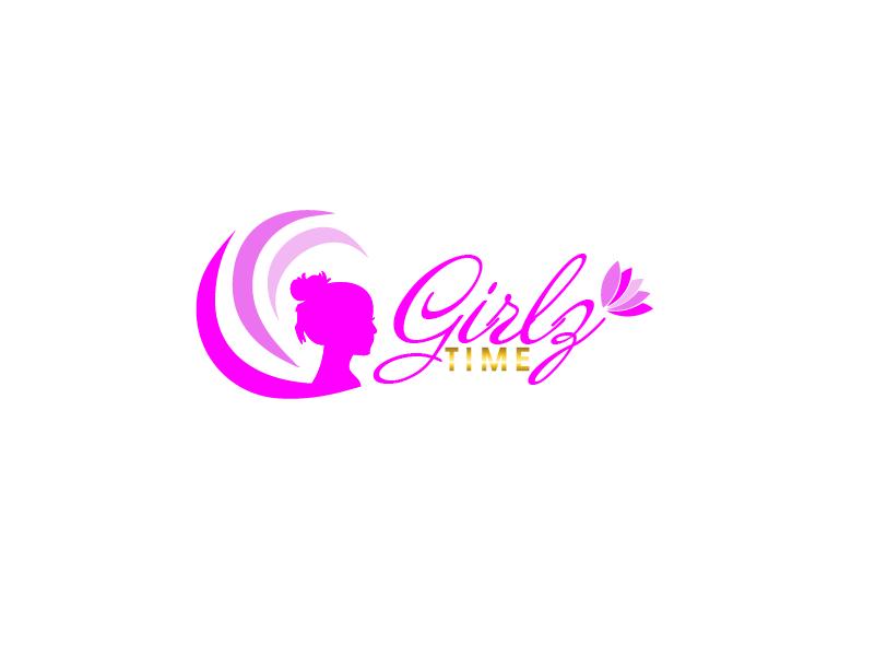 Logo Design by brands_in - Entry No. 24 in the Logo Design Contest Fun Logo Design for Girlz Time.