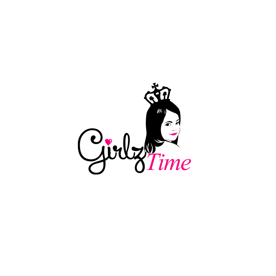 Logo Design by Private User - Entry No. 27 in the Logo Design Contest Fun Logo Design for Girlz Time.