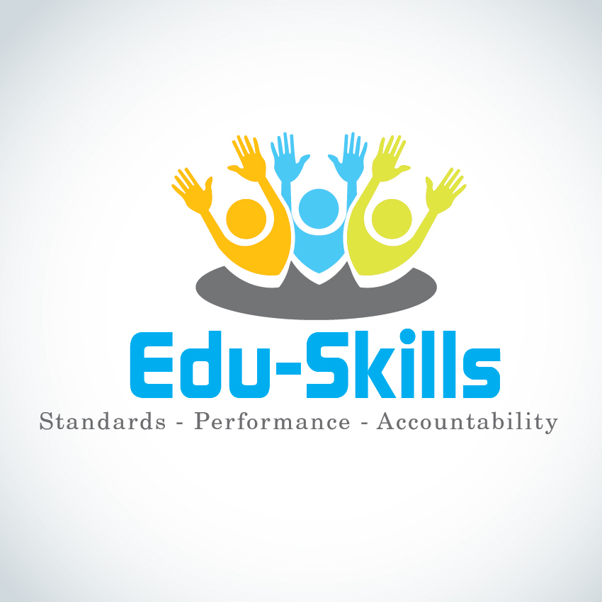 Logo Design by aesthetic-art - Entry No. 112 in the Logo Design Contest Edu-Skills.