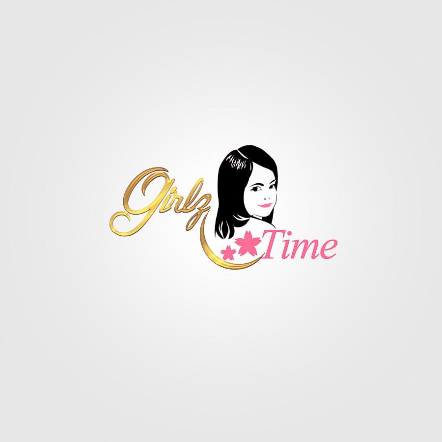 Logo Design by Private User - Entry No. 32 in the Logo Design Contest Fun Logo Design for Girlz Time.