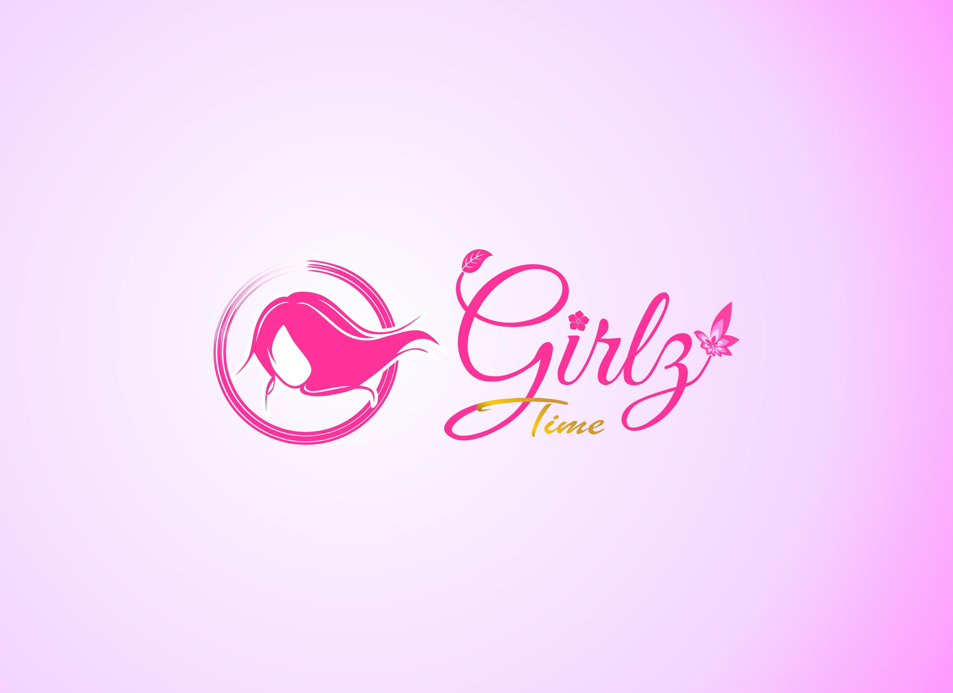 Logo Design by Mhon_Rose - Entry No. 36 in the Logo Design Contest Fun Logo Design for Girlz Time.