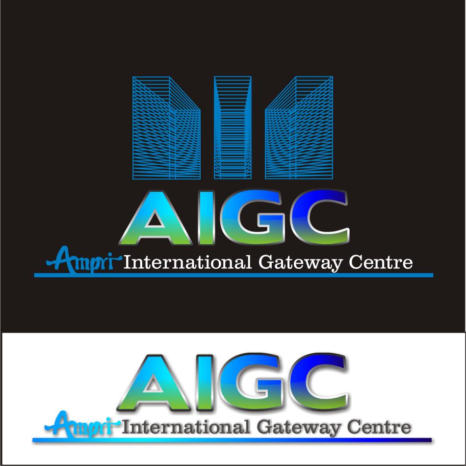 Logo Design by vector.five - Entry No. 60 in the Logo Design Contest Ampri International Gateway Centre (AIGC).