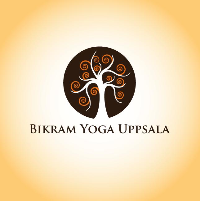 Logo Design by luna - Entry No. 24 in the Logo Design Contest Artistic Logo Design for Bikram Yoga Uppsala.