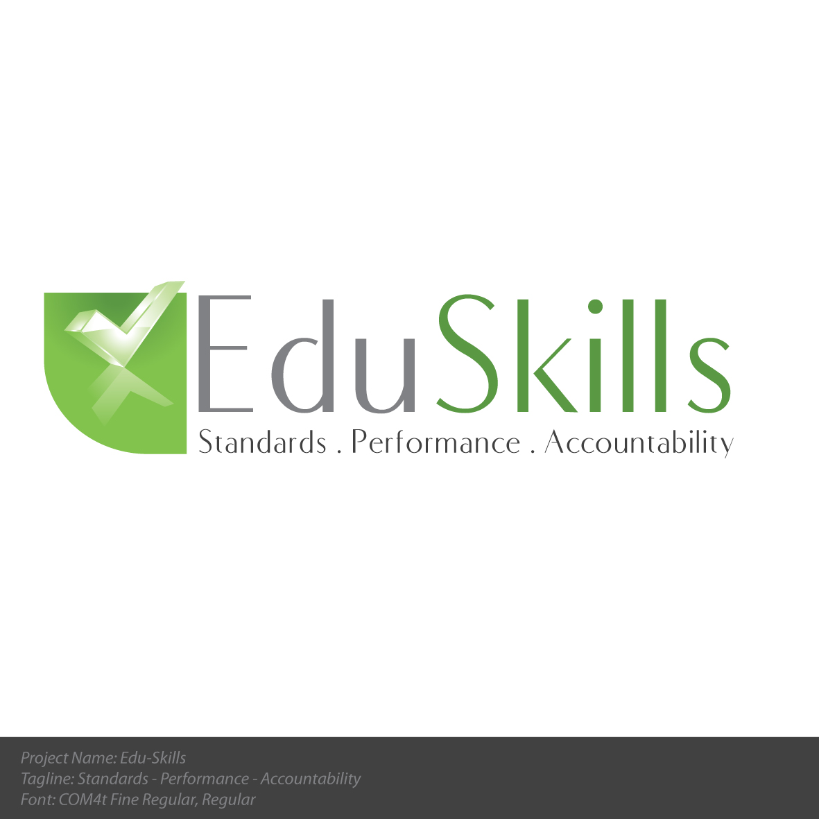 Logo Design by ex - Entry No. 129 in the Logo Design Contest Edu-Skills.