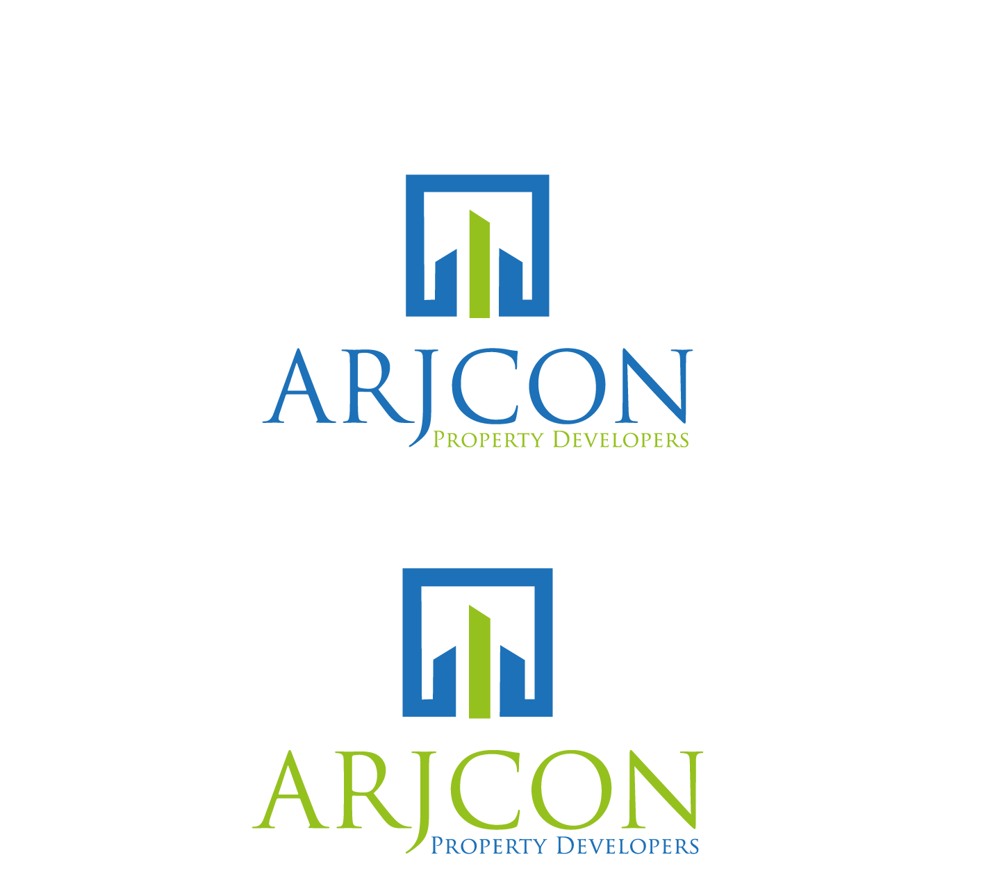 Logo Design by Apurba kumar Biswas - Entry No. 11 in the Logo Design Contest Inspiring Logo Design for ARJCON.