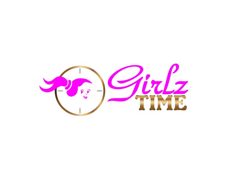 Logo Design by Private User - Entry No. 108 in the Logo Design Contest Fun Logo Design for Girlz Time.