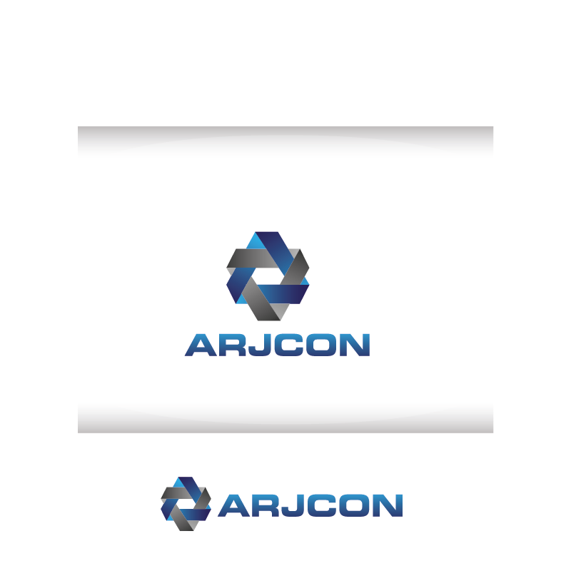 Logo Design by roc - Entry No. 28 in the Logo Design Contest Inspiring Logo Design for ARJCON.