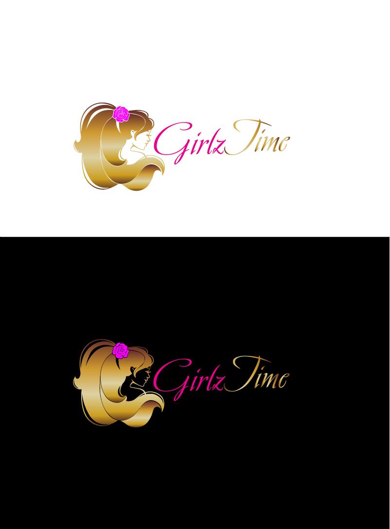 Logo Design by Private User - Entry No. 121 in the Logo Design Contest Fun Logo Design for Girlz Time.