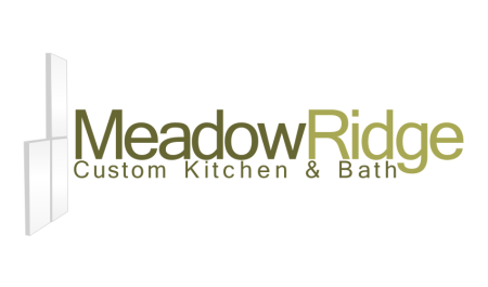 Logo Design by andrei_pele - Entry No. 114 in the Logo Design Contest Meadow Ridge Custom Kitchen & Bath.