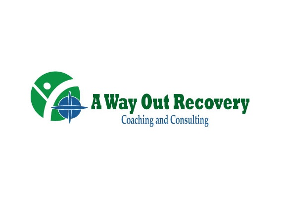 Logo Design by Kent Mark Rojas - Entry No. 8 in the Logo Design Contest Inspiring Logo Design for A Way Out Recovery Coaching & Consulting.