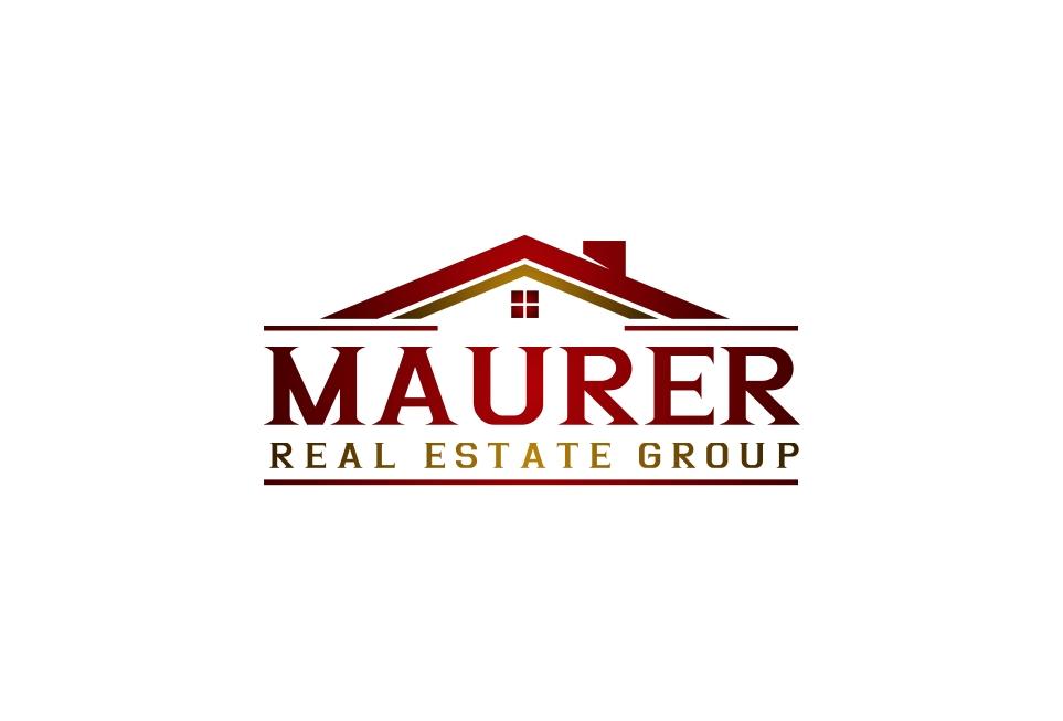 Logo Design by untung - Entry No. 66 in the Logo Design Contest Maurer real estate group Logo Design.