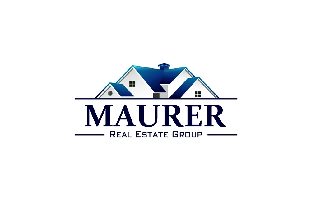 Logo Design by Fita Tiara Sani - Entry No. 93 in the Logo Design Contest Maurer real estate group Logo Design.