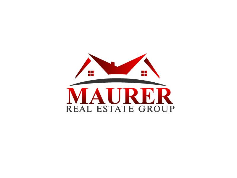 Logo Design by Private User - Entry No. 94 in the Logo Design Contest Maurer real estate group Logo Design.