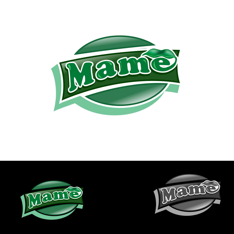 Logo Design by lagalag - Entry No. 10 in the Logo Design Contest Captivating Logo Design for Mame.