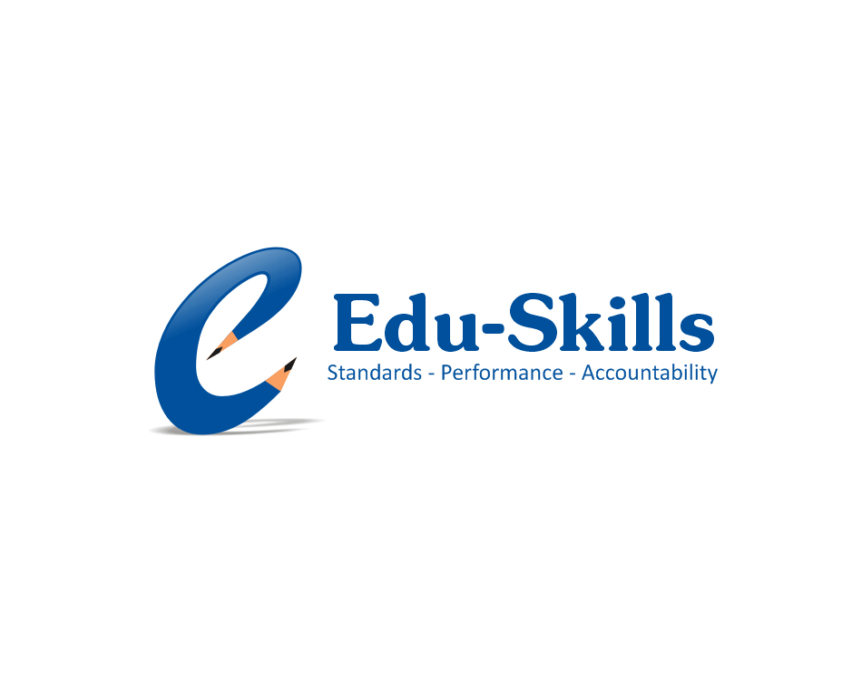 Logo Design by Ifan Afandie - Entry No. 132 in the Logo Design Contest Edu-Skills.
