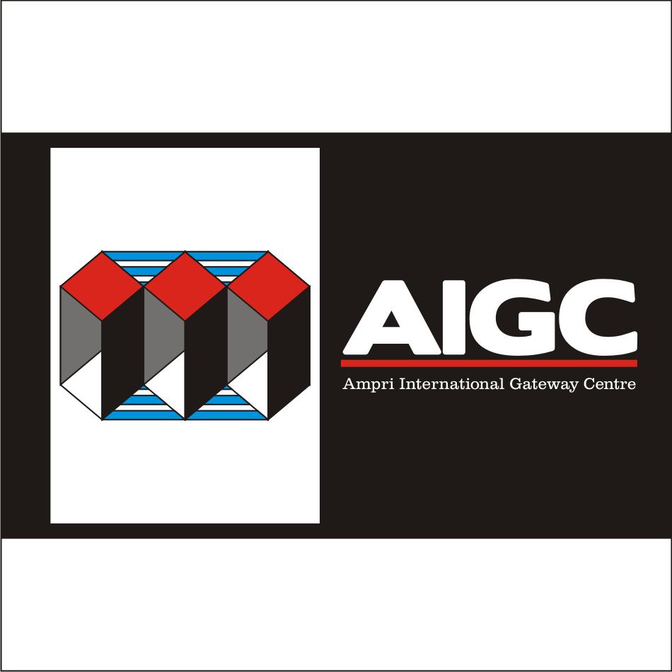 Logo Design by vector.five - Entry No. 93 in the Logo Design Contest Ampri International Gateway Centre (AIGC).