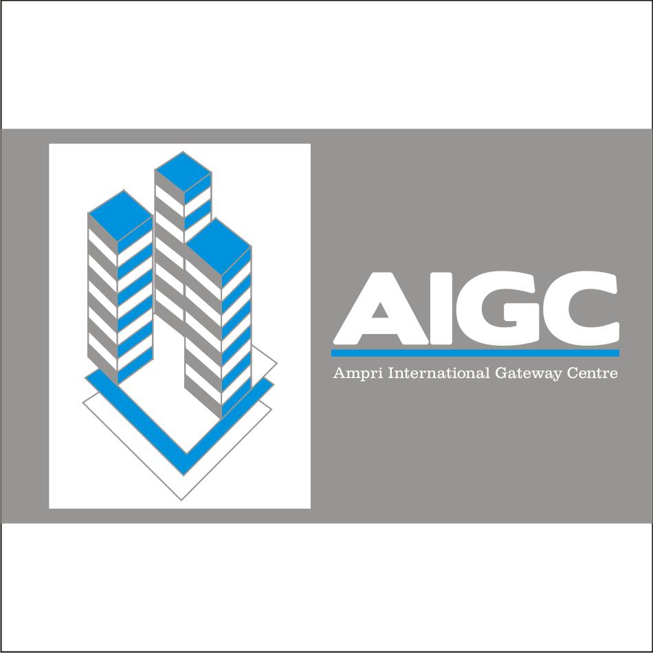 Logo Design by vector.five - Entry No. 94 in the Logo Design Contest Ampri International Gateway Centre (AIGC).