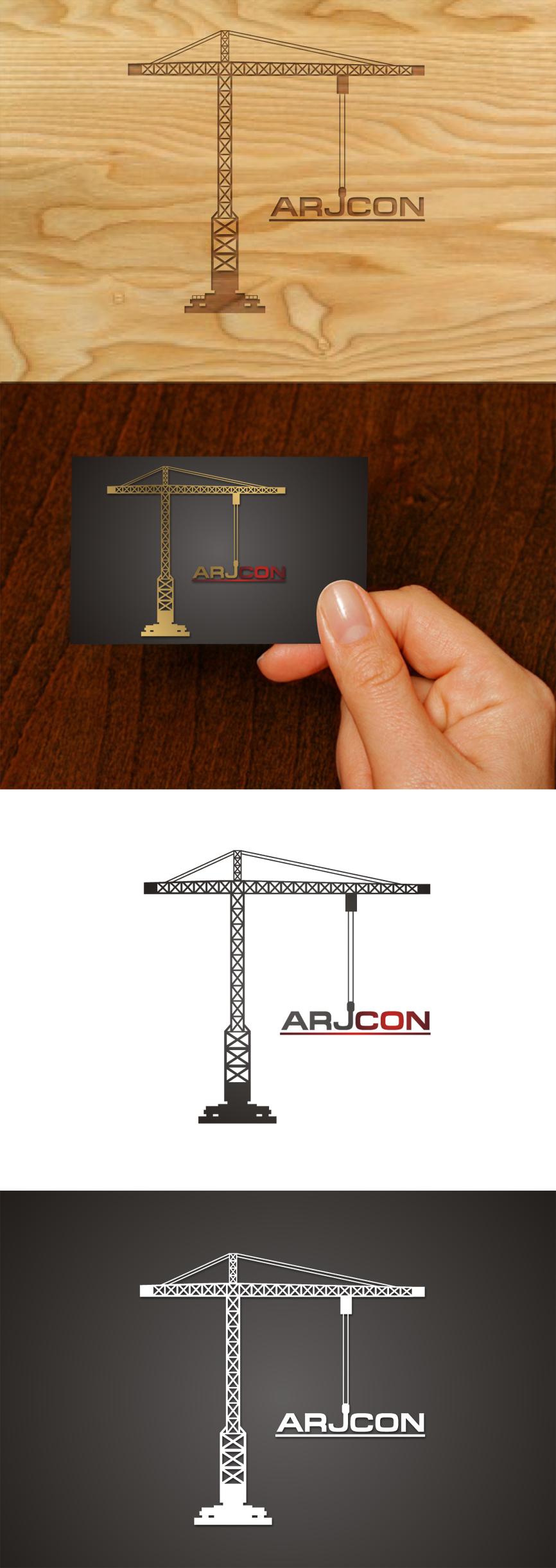 Logo Design by RasYa Muhammad Athaya - Entry No. 98 in the Logo Design Contest Inspiring Logo Design for ARJCON.