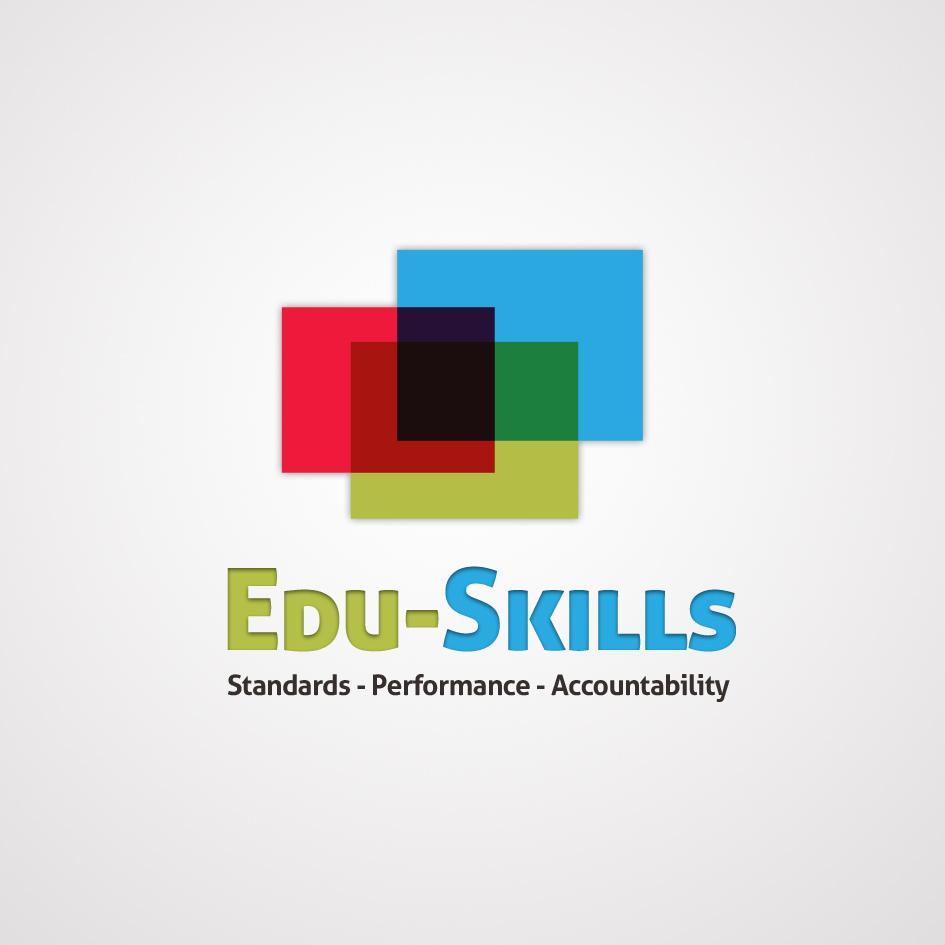 Logo Design by aerodynamics - Entry No. 136 in the Logo Design Contest Edu-Skills.