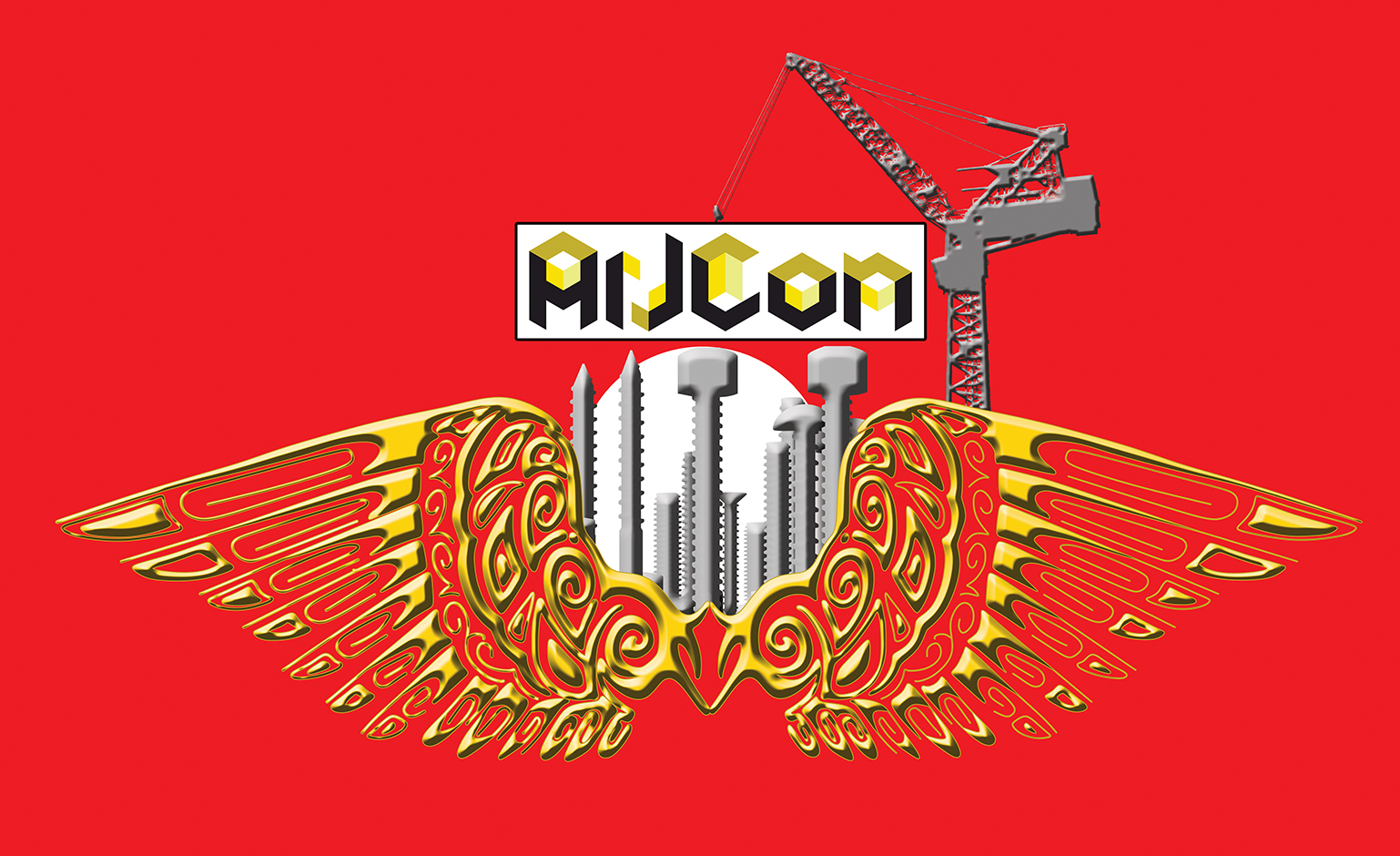 Logo Design by Kiavash Varnoos - Entry No. 119 in the Logo Design Contest Inspiring Logo Design for ARJCON.