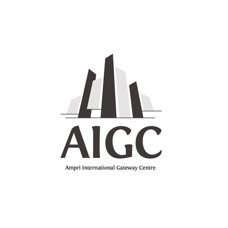 Logo Design by aerodynamics - Entry No. 101 in the Logo Design Contest Ampri International Gateway Centre (AIGC).