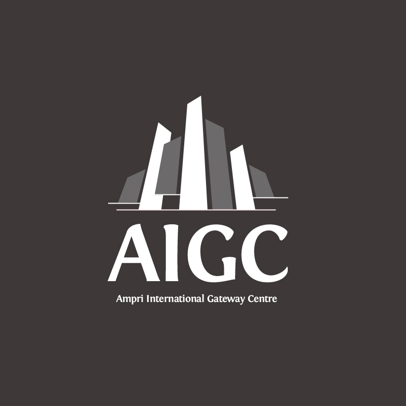 Logo Design by aerodynamics - Entry No. 102 in the Logo Design Contest Ampri International Gateway Centre (AIGC).
