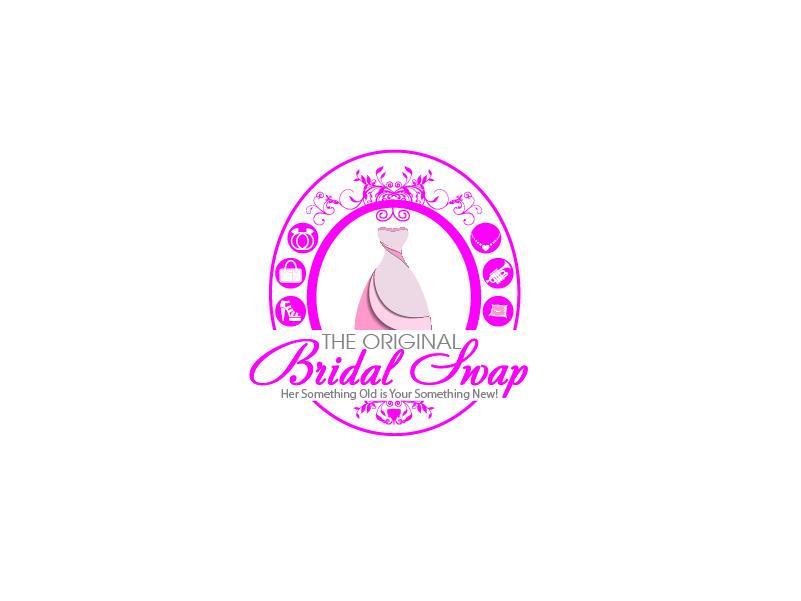 Logo Design by Private User - Entry No. 11 in the Logo Design Contest Unique Logo Design Wanted for The Original Bridal Swap.