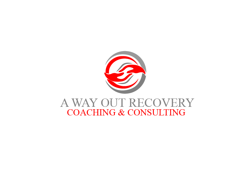 Logo Design by brands_in - Entry No. 40 in the Logo Design Contest Inspiring Logo Design for A Way Out Recovery Coaching & Consulting.
