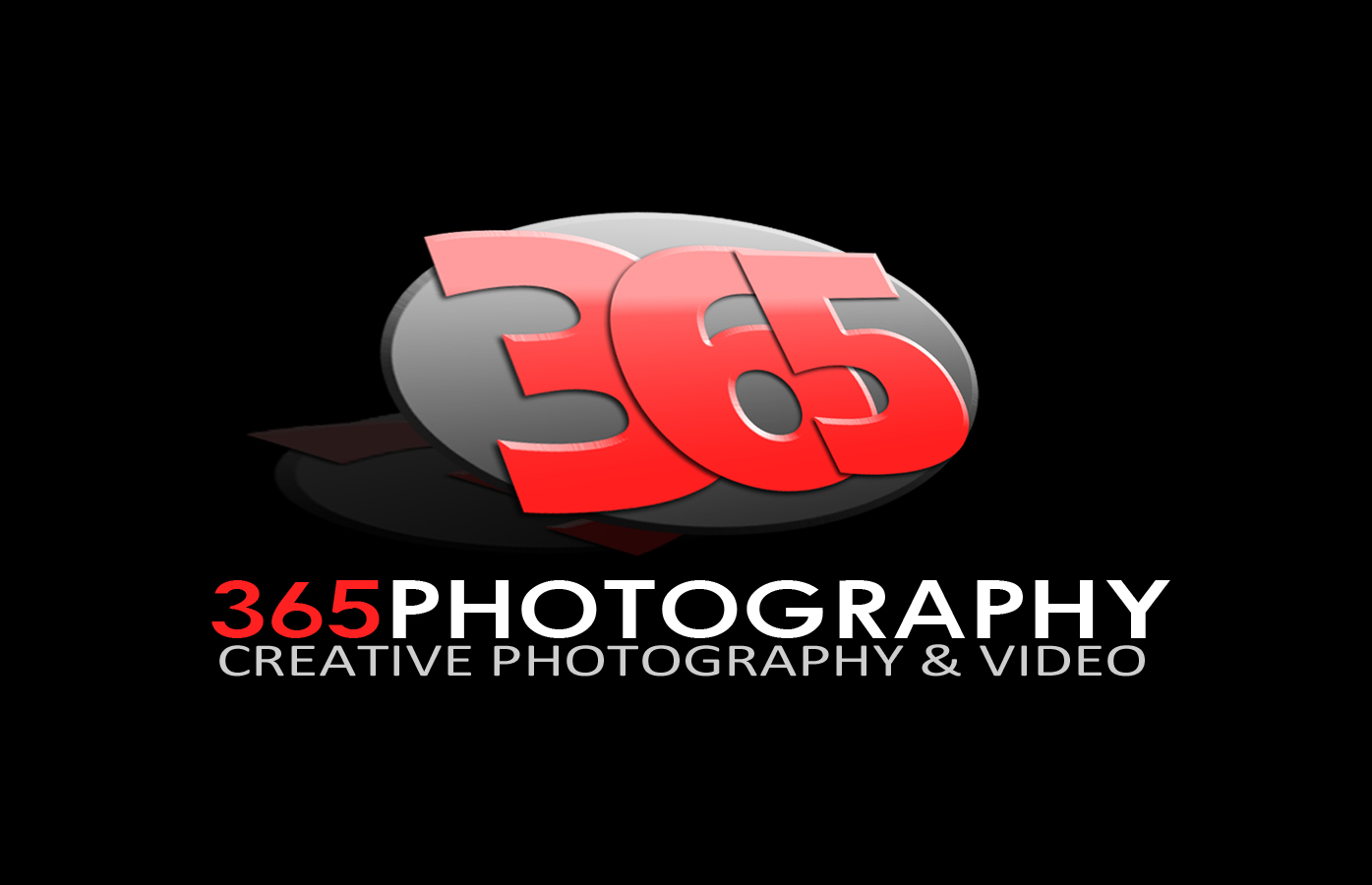 Logo Design by Mik El - Entry No. 36 in the Logo Design Contest 365photography Creative Photography & Video Logo Design.