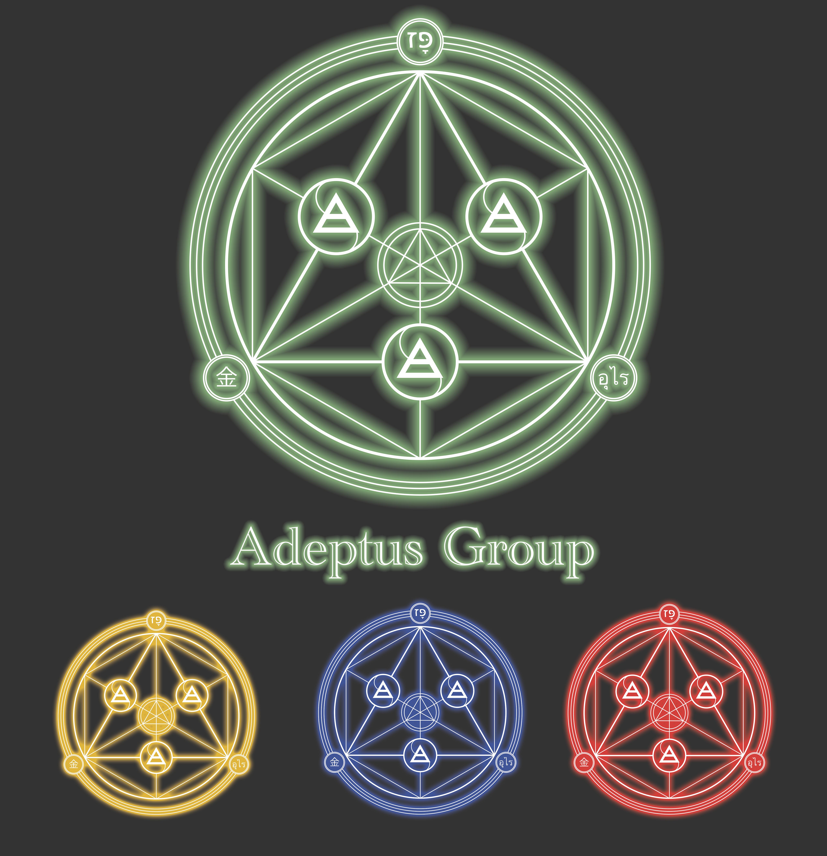 Logo Design by blazineagle - Entry No. 38 in the Logo Design Contest New Logo Design for Adeptus Group.