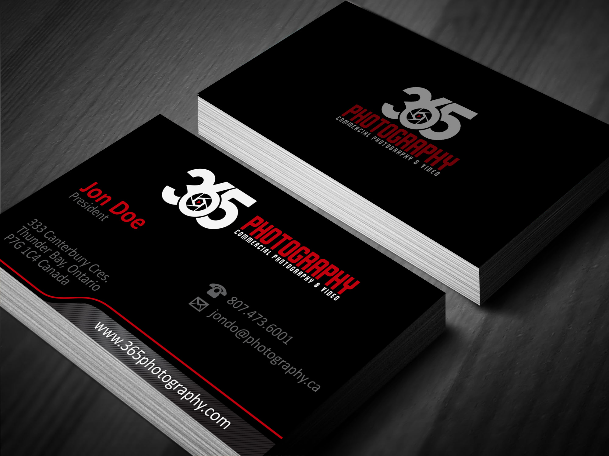 Logo design contests 365photography creative photography video logo design 55 by lagalag reheart Choice Image