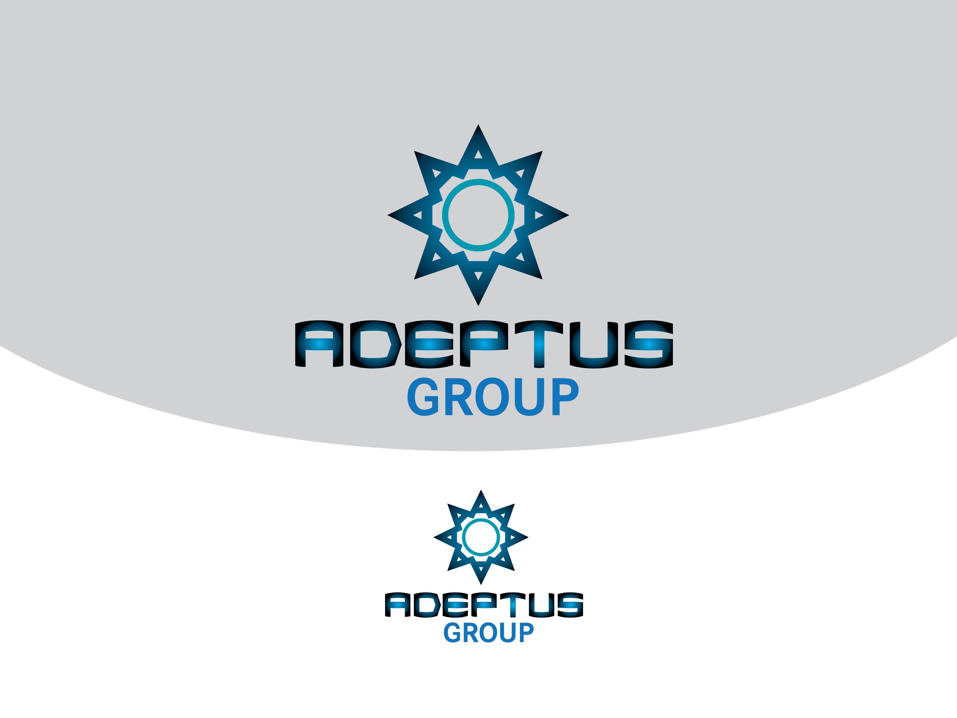 Logo Design by demang - Entry No. 73 in the Logo Design Contest New Logo Design for Adeptus Group.