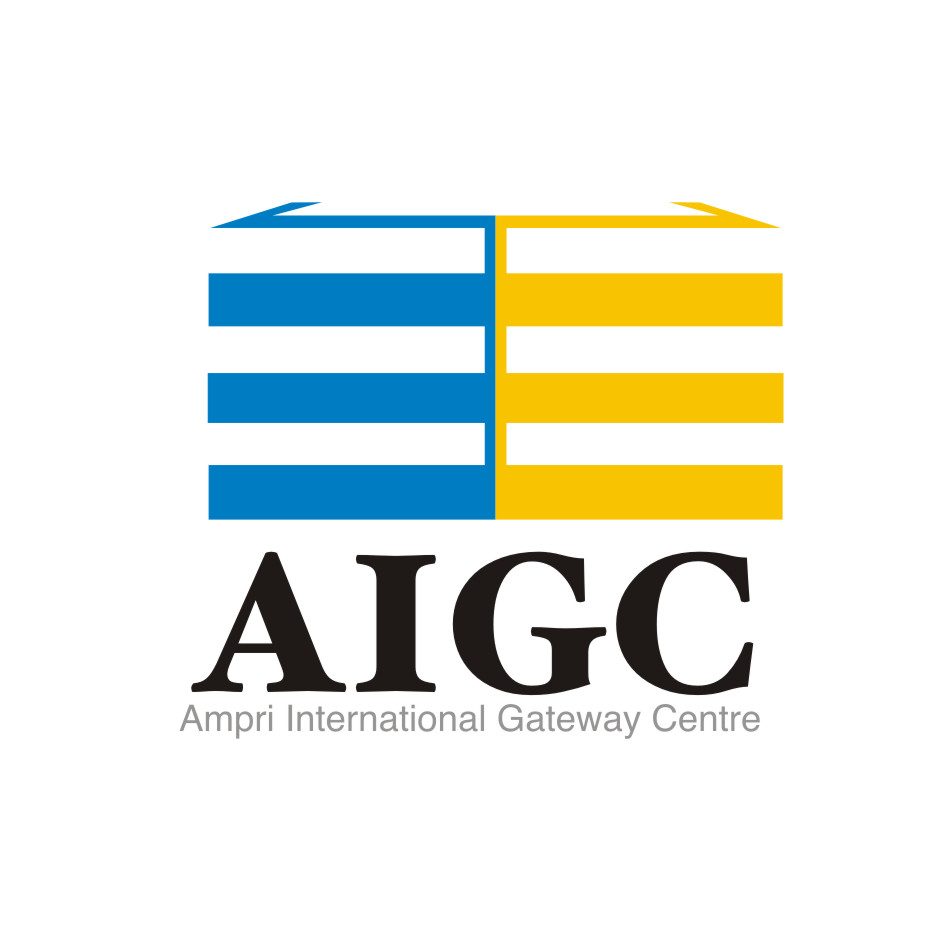 Logo Design by stormbighit - Entry No. 141 in the Logo Design Contest Ampri International Gateway Centre (AIGC).