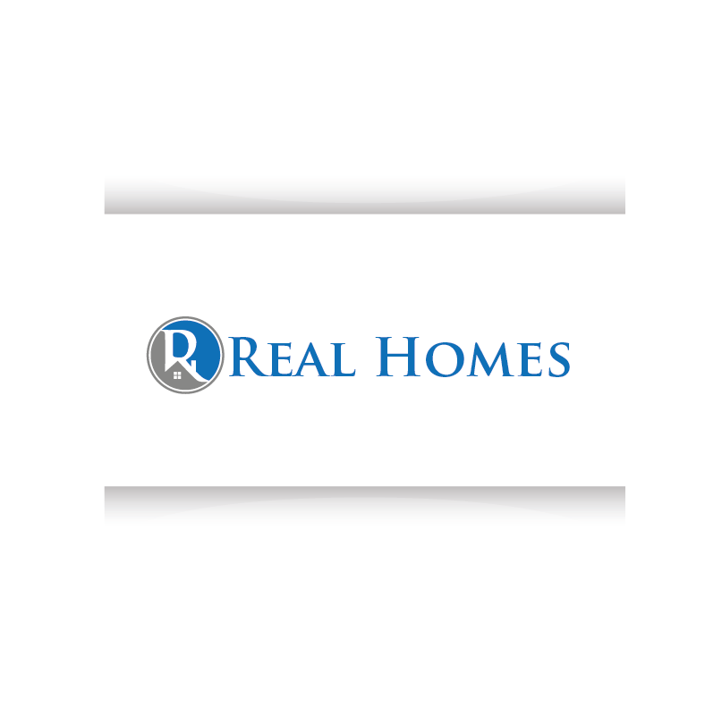 Logo Design by roc - Entry No. 64 in the Logo Design Contest Captivating Logo Design for Real Homes.