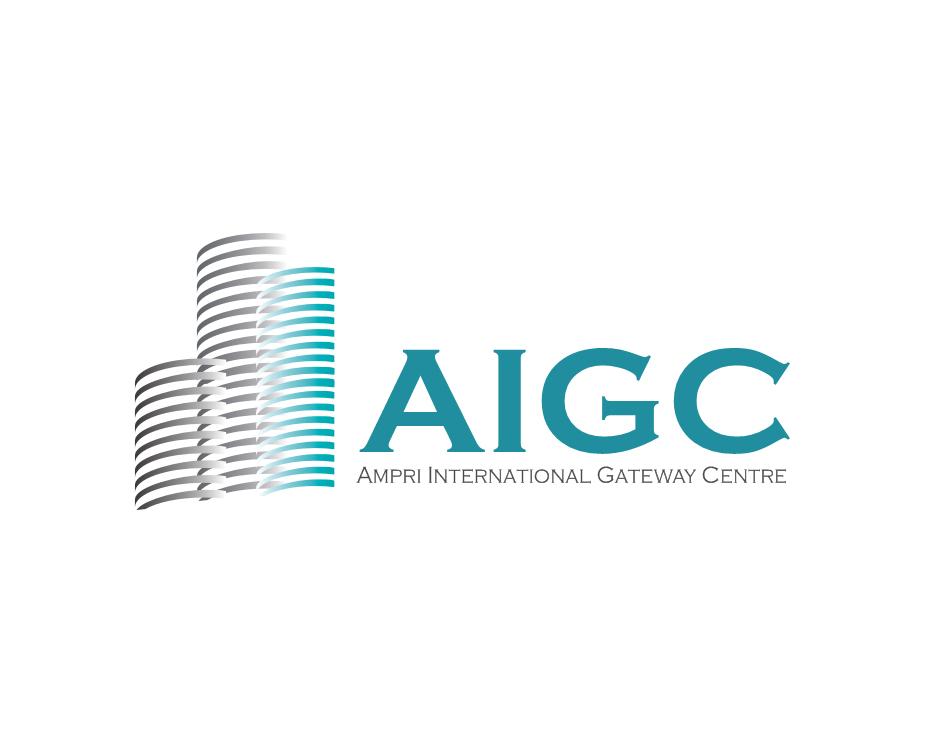 Logo Design by Aqif - Entry No. 145 in the Logo Design Contest Ampri International Gateway Centre (AIGC).