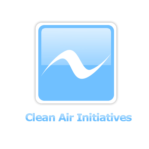 Logo Design by ConradC - Entry No. 6 in the Logo Design Contest www.CleanAirInitiatives.com.
