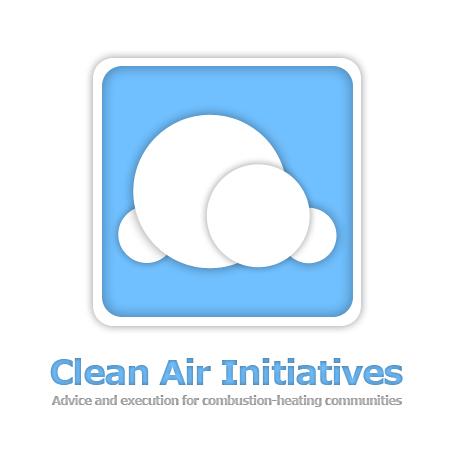 Logo Design by ConradC - Entry No. 7 in the Logo Design Contest www.CleanAirInitiatives.com.