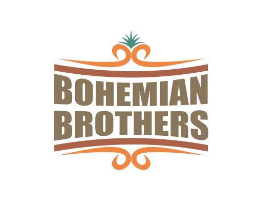 Logo Design by ronny - Entry No. 70 in the Logo Design Contest Creative Logo Design for Bohemian Bros.