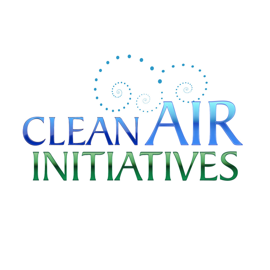 Logo Design by Deborah Wise - Entry No. 14 in the Logo Design Contest www.CleanAirInitiatives.com.