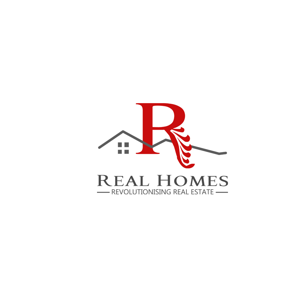 Logo Design by Private User - Entry No. 145 in the Logo Design Contest Captivating Logo Design for Real Homes.