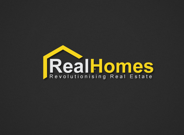 Logo Design by Jan Chua - Entry No. 163 in the Logo Design Contest Captivating Logo Design for Real Homes.