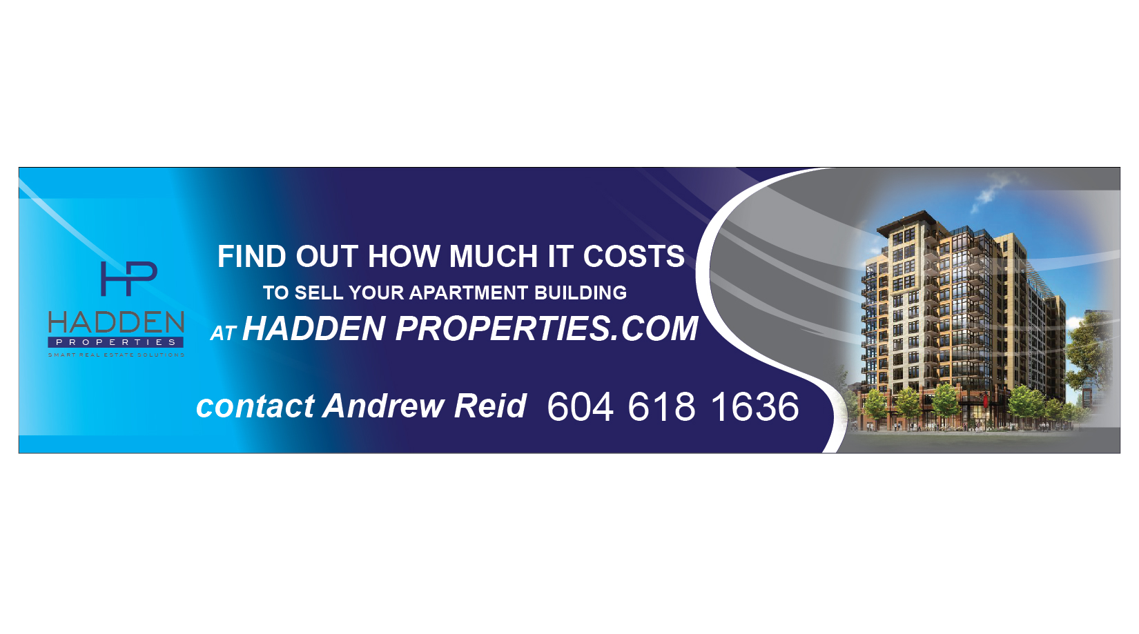 Banner Ad Design Contests Creative Banner Ad Design For Hadden Properties Ltd Design No 55 By Royalsm Hiretheworld