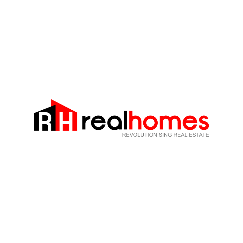 Logo Design by Russ - Entry No. 236 in the Logo Design Contest Captivating Logo Design for Real Homes.