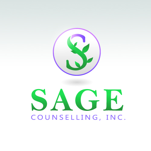 Logo Design by SilverEagle - Entry No. 36 in the Logo Design Contest Sage Counselling Inc..