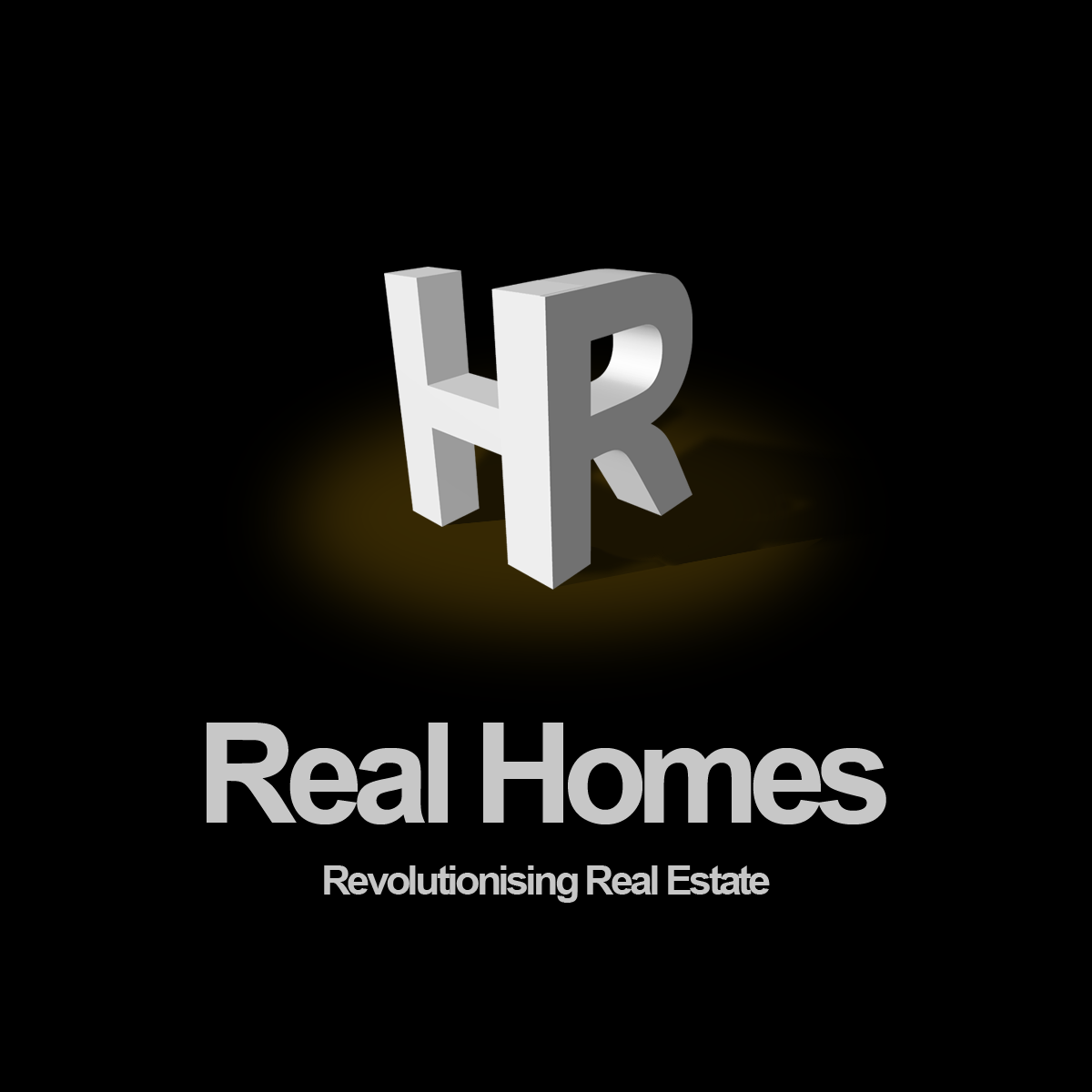 Logo Design by Oussama Hafaiedh - Entry No. 262 in the Logo Design Contest Captivating Logo Design for Real Homes.
