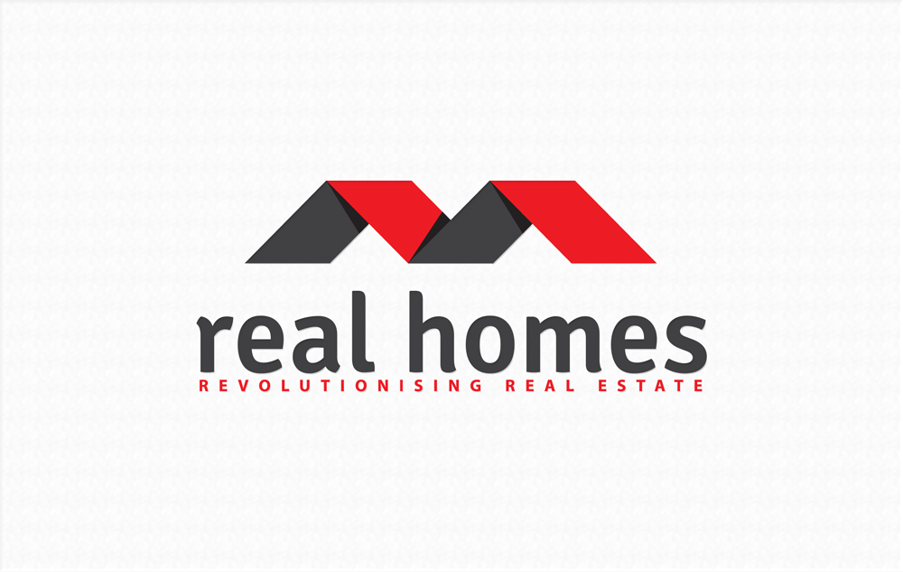 Logo Design by danelav - Entry No. 263 in the Logo Design Contest Captivating Logo Design for Real Homes.